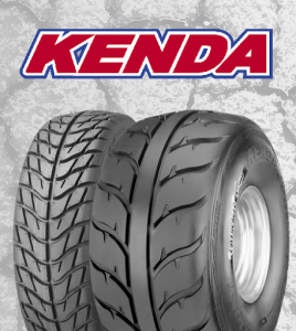 Шины для квадроциклов Kenda K546F/K547 Speedracer