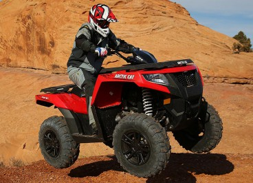 Квадроцикл Arctic Cat XR 550 XT