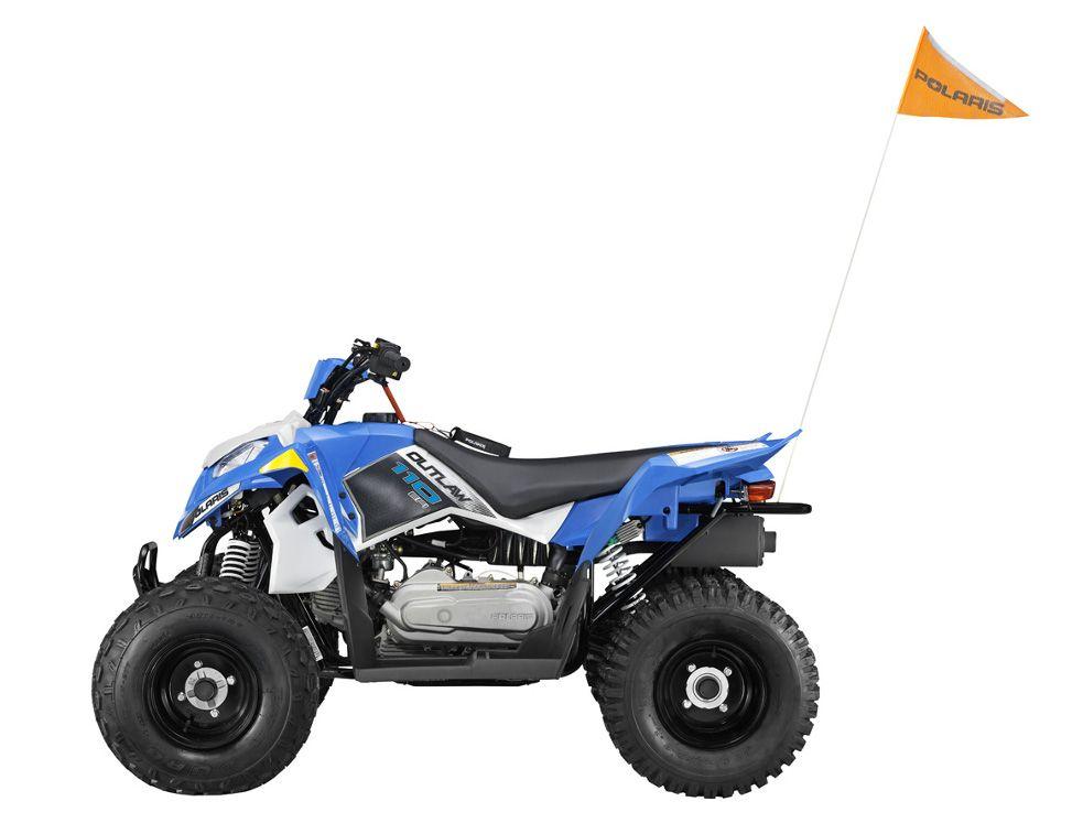 Детский квадроцикл Polaris Outlaw 110 EFI