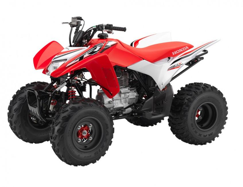 ATV Honda TRX250X Special Edition