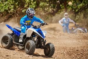 Квадроцикл 2016 Yamaha Raptor 90