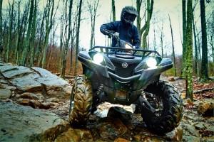 Квадроцикл 2016 Yamaha Grizzly