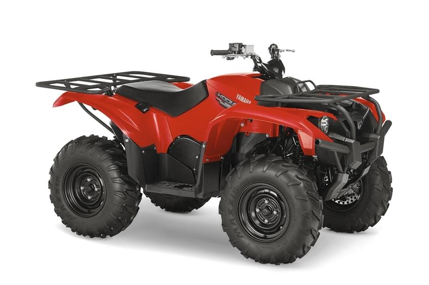2016 Yamaha Kodiak 700