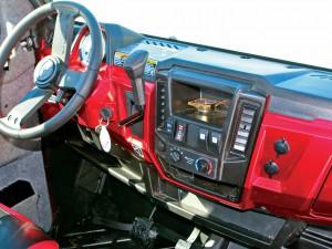 Новый мотовездеход 2015 Polaris Ranger XP 900