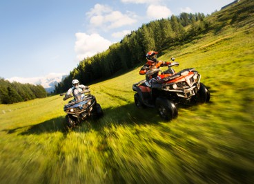 Квадроцикл CF Moto CFORCE 550
