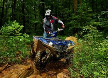 Квадроцикл ATV Yamaha Grizzly