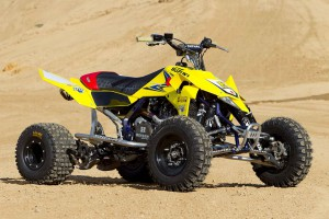 Квадроцикл Suzuki LT-R450