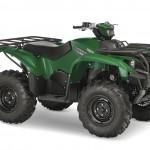 Утилитарный квадроцикл Yamaha Kodiak зеленый