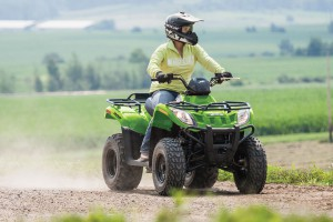 Новый квадроцикл 2016 Arctic Cat 300