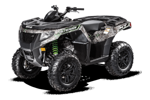 Новый квадроцикл Arctic Cat Alterra 700 XT EPS