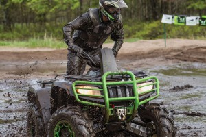 Новый квадроцикл Arctic Cat MudPro 700 Limited EPS