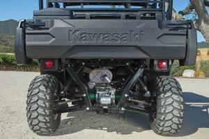 Новый мотовездеход Kawasaki Mule
