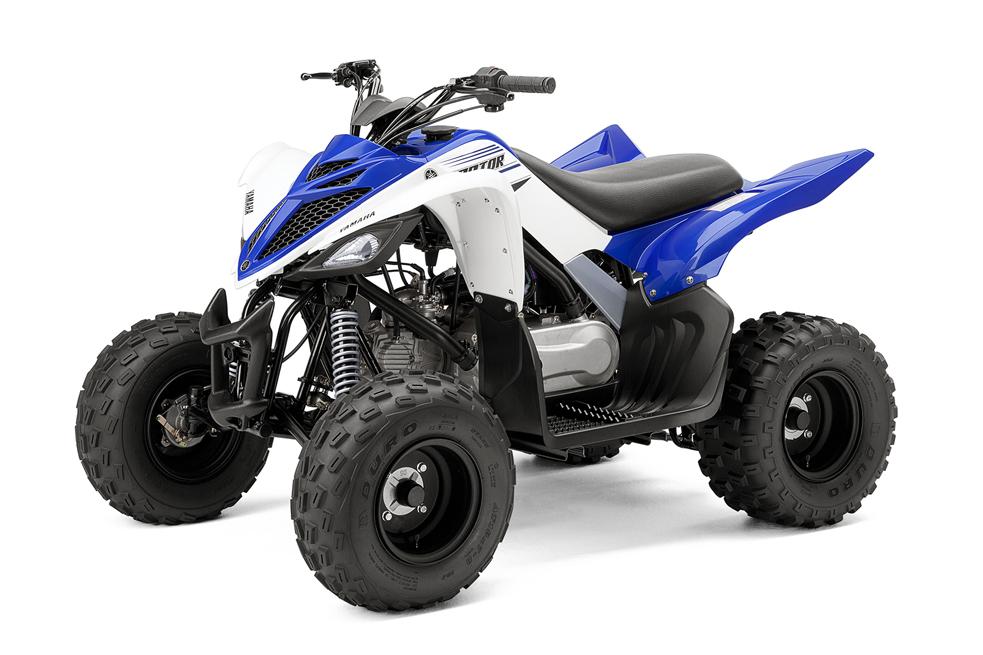 Новый квадроцикл Yamaha
