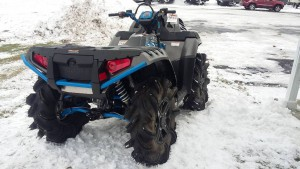 Sportsman XP 1000 High Lifter Edition - 05