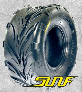 Резина на квадроцикл Sunf A-004