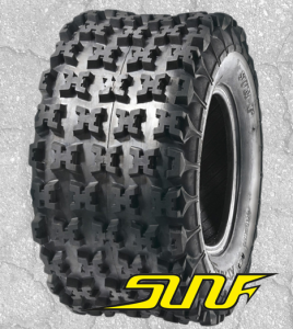 Резина для квадроцикла Sunf A-027R