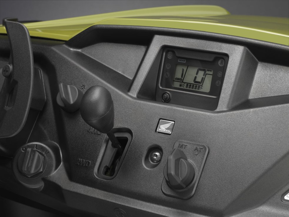 Мотовездеход Honda Pioneer 500-07