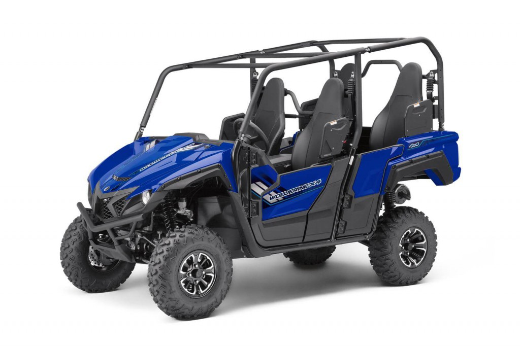 Yamaha Wolverine X4-16