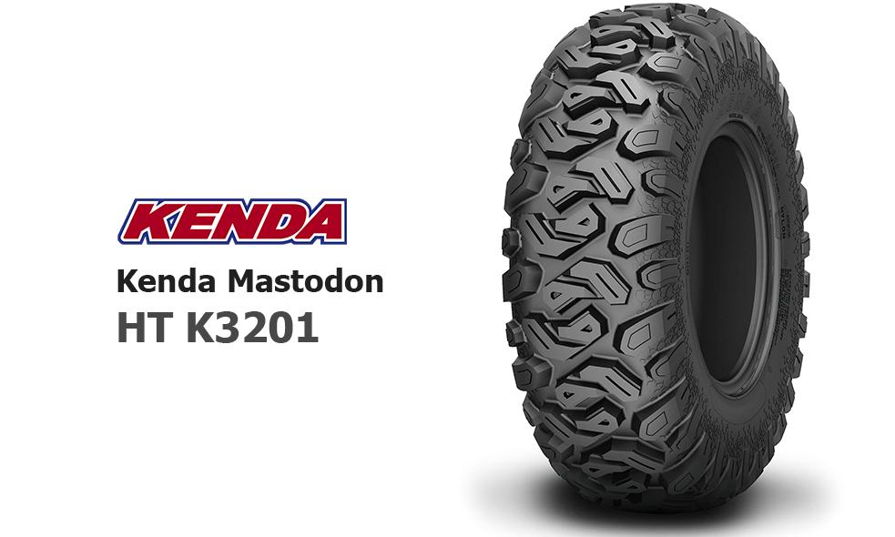 Шины на квадроциклы Kenda Mastodon HT K3201
