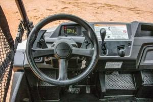 Honda Pioneer 700-4 версии Deluxe-07