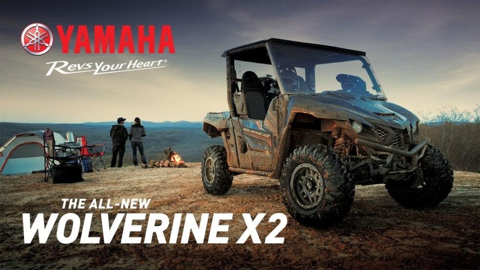 2019 Wolverine X2
