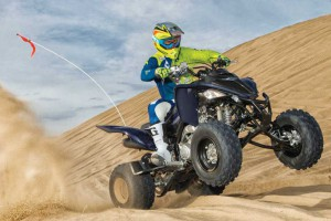 2014.yamaha.raptor700r-se.black_.front-right.riding.on-sand