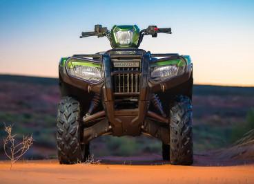 Honda FourTrax Foreman Rubicon 2020-001