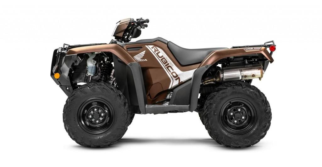 Honda FourTrax Foreman Rubicon 2020-007