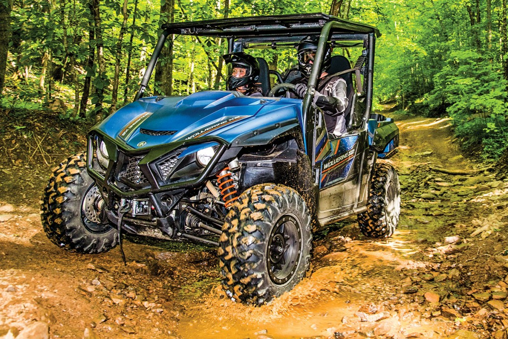 Yamaha Wolverine X2 SE - 001